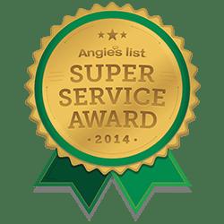 Angie's Super Service Award
